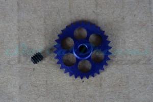 NSR Spurzahnrad 30Z Ø17,5 mm