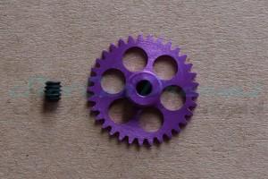 NSR Spurzahnrad 33Z Ø17,5 mm