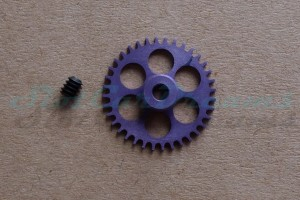 NSR Spurzahnrad 36Z Ø17,5 mm