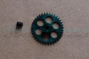 NSR Spurzahnrad 37Z Ø17,5 mm