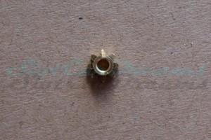 "NSR Motorritzel IL 5,5 mm 8 Zähne Messing => ""Stück"""