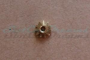 "NSR Motorritzel SW 6,5 mm 11 Zähne Messing => ""Stück"""