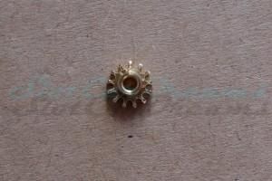 "NSR Motorritzel SW 6,5 mm 13 Zähne Messing => ""Stück"""