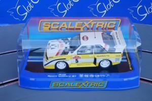 Scalextric Audi => NEU => Kommisionsverkauf