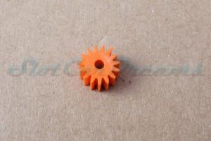 "NSR Motorritzel AW 7,5 mm 15 Zähne Kunststoff => ""Stück"""