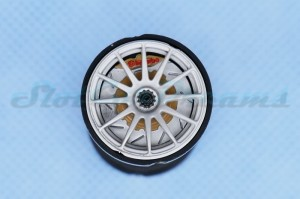 Vorderachse Mercedes SLS