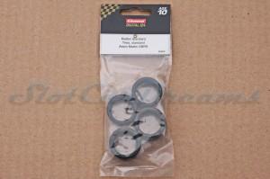 """Carrera 124 Aston Martin Reifen => """"Set"""""""