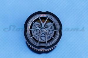 Hinterachse Ford GT Design #1