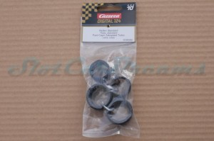 "Carrera 124 Ford Capri Reifen => ""Set"""