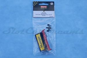 Kleinteile Ersatzset Ford Capri Zakspeed Turbo Mampe #52