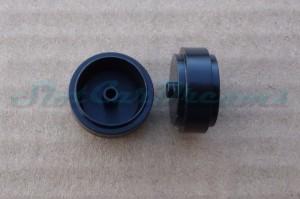 """FS Stegfelge 18,5 x 8,4 mm für Achse 2,38 mm Kunststoff => """"Stück"""""""