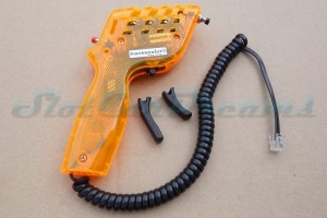 SpeedFlow C-Digital Regler Ein/Zweifinger mit KABELOPTIONEN => Orange