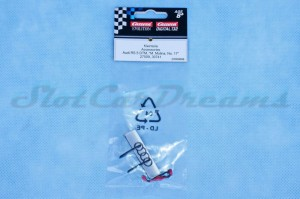 Kleinteile Ersatzset Audi RS5 DTM M. Molina #17