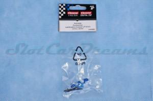 Kleinteile Ersatzset Lamborghini Huracan Blau