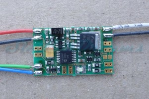Eicker Decoder X81 Power v.1.2 für Carrera Digital