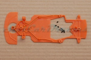 Black Arrow Black Bull Chassis Orange