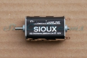 Black Arrow Motor Sioux 22K