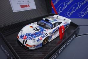 Porsche 911GT1 Le Mans 1996 #25 Limited Edition