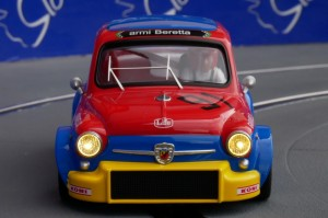 SCD BRM Abarth Digital Kit