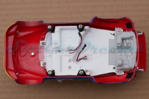 SCD BRM Abarth Digital Kit