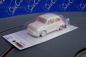 Fiat Abarth 1000 White Kit