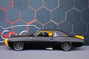 Chevrolet Camaro 1969 Trans Am Black Edition