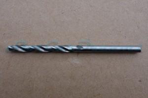 Spiralbohrer HSS N 3,9 mm