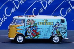 VW Bus T1 DC Super Heroes