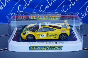 McLaren F1 GTR Harrods Le Mans 1995 #51 => gebraucht!