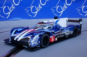 Ginetta G60-LT-P1 Le Mans 2018 #5