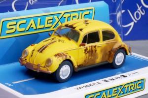 VW Käfer Rusty Yellow