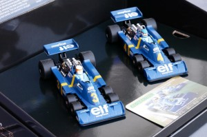 Tyrrell P34 1976 Twin Pack Limited