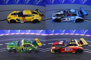 """SlotCarDreams Tuning Carrera C7R / Z4 """"Race"""" => VORLAGE"""
