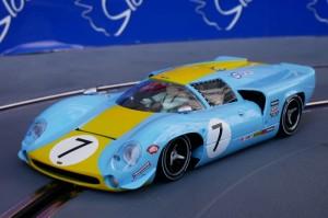 Lola T70 MKIII Le Mans 24H 1969 #7