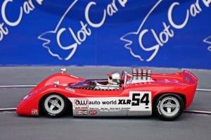 McLaren M6B Can-Am O. Koveleski 1969 #54