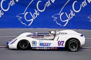 McLaren Elva Can-Am Ch. Hayes Nassau 1965 #97