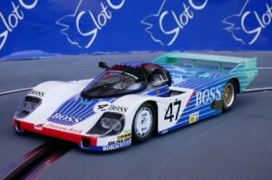 Porsche 956 LH Team Boss 24H Le Mans 1984 #47