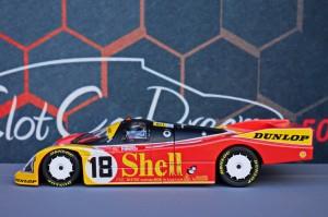 Porsche 962C LH 24H Le Mans 1988 #18