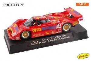Lancia LC2/85 Le Mans 1990 #54