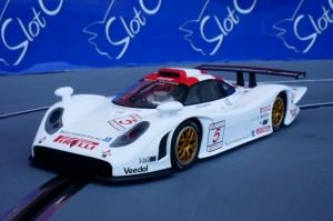 Porsche 911 GT1 Silverstone 1998 #5