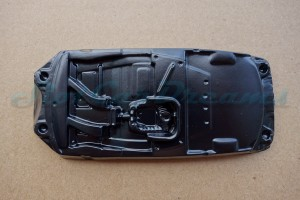 Carrera 132 DTM Mercedes Lexan Inlet