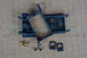 "Slot.it Achs / Motorhalter AW EVO 6 Offset 0,5 mm => ""Set"""