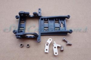 "Slot.it Achs / Motorhalter SW EVO 6 Offset 0,5 mm => ""Set"""