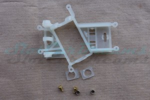 "Slot.it Achs / Motorhalter AW EVO 6 Offset 1,0 mm => ""Set"""