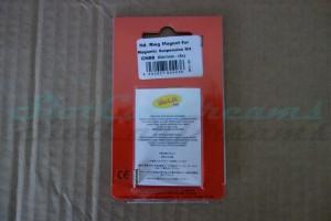 """Slot.it Magnetset für CN08 Magnetic Fahrwerkdämpfung 4 x 1 mm => """"Set"""""""
