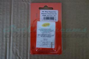 """Slot.it Magnetset für CN09 Magnetic Fahrwerkdämpfung 4 x 1,5 mm => """"Set"""""""
