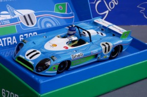 Matra MS670B Le Mans 1973 #11 Limited Edition