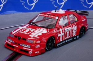 Alfa Romeo 155 Winner DTM 1993 #8 Limited Edition