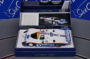 Porsche 956 LH Le Mans 1983 #3 Limited Edition