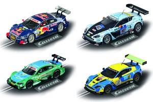 """SlotCarDreams Tuning Carrera DTM / Aston Martin """"Normal"""" => VORLAGE"""